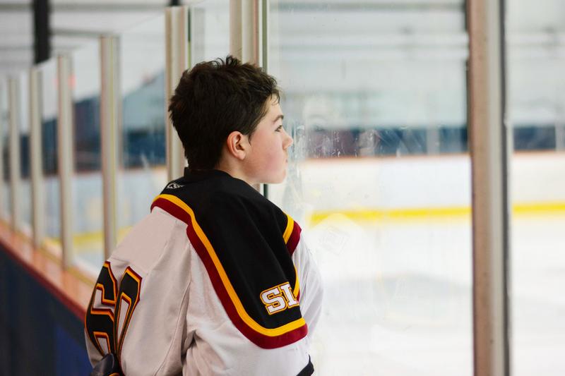 100 000 jeunes privés de hockey, il est temps d'agir