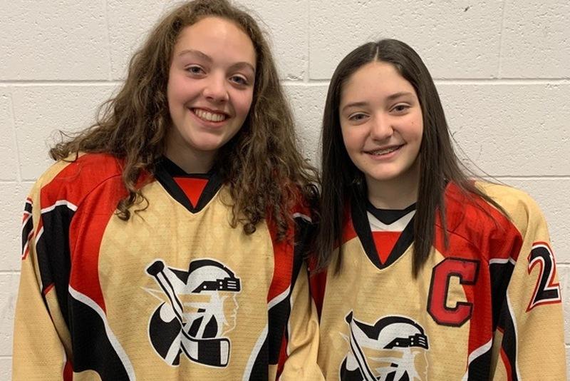 Deux joueuses de l'Outaouais aux Global Girls Game