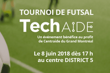 Tournoi soccer 5 vs 5 au District 5