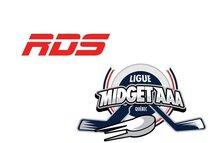 La Ligue midget AAA renouvelle son partenariat avec RDS
