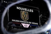 Golden Knights : trois matchs de suspension pour Chandler Stephenson