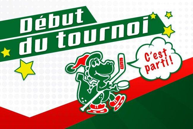 Le Tournoi commence !