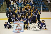Chevaliers Gatineau Finalistes Pee-Wee A