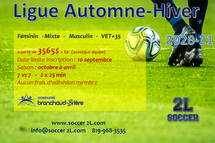 Ligue Automne-Hiver 20-21