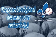 Responsable régional des marqueurs recherché(e)