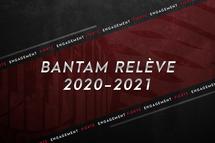 Dévoilement de notre équipe Bantam Relève 2020-2021