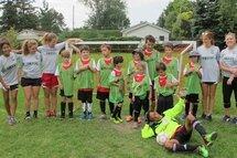 Soccer adapté à l'ASSL