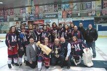 Mariniers Bantam BB champions!