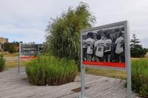 Expo photos de la première Finale au parc du Campus-et-de-laCité