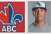 Photo ci-dessus : Cory Bonner, actuellement entraîneur des lanceurs avec l'équipe du North-Eastern Oklahoma College se joint a personnel d'entraîneurs de l'ABC pour la saison estivale.