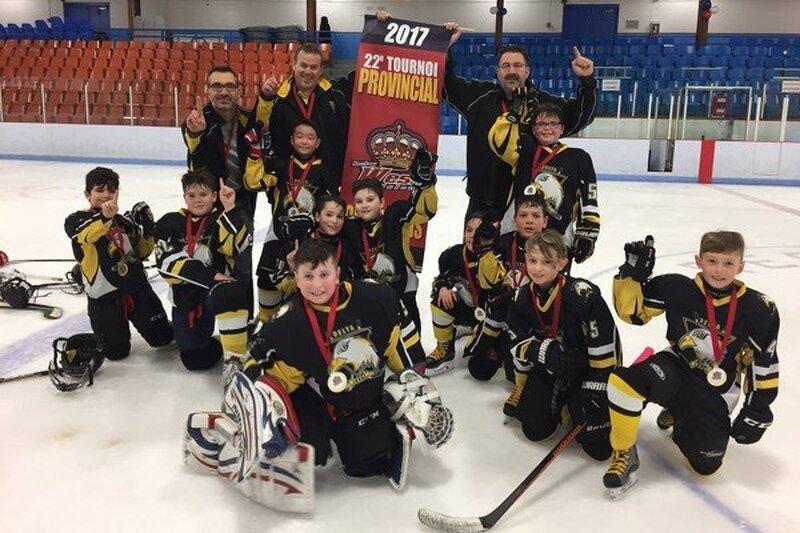 Rencontre hockey atome granby 2017