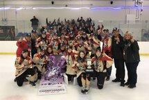 Pee-Wee AA: l'Outaouais remporte l'or à la Coupe Dodge