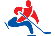 Logo hockey jeux du Québec