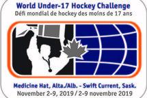 18 québécois parmi les 66 joueurs sélectionnés par Hockey Canada en vue du défi mondial de hockey des moins de 17 ans 2019