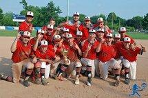 Équipe gagnante D2, les Patriotes de la Rive-Sud