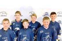 Six jeunes hockeyeurs de la Matanie au sein de l'Océanic AAA et de la Ligue d'excellence!