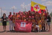 Rive-Sud, équipe gagnante de la 53e finale des Jeux du Québec
