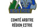 Nomination de 5 officiels de l'Estrie au programme provincial