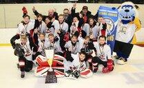 Atome B Voltigeurs Champions Tournoi Terrebonne
