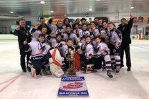 Félicitations au Bantam BB - Champions au tournoi Laval Nord