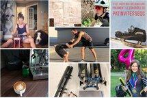 Nos influenceurs publient des photos de leur quotidien en lien avec le patinage de vitesse, l'entraînement et la vie d'athlète!