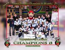 Champions B (Consolation)