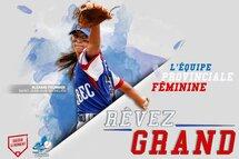 Camp de sélection des équipes Féminines Élites Rive-Sud 2019
