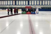 Spordle fait équipe avec les Jeux de l'Ontario Orillia 2020 pour les compétitions de patinage de vitesse