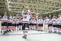 L'Or pour le Canada au mondial féminin M18