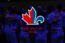 Joueurs de l'équipe 18U 2020