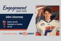 Julien Létourneau - Crédit photo - Zone Image (Val d'Or)