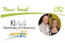 Trois membres de Softball Québec finalistes au Gala Femmes d'influence