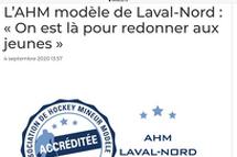 Association de hockey mineur modèle : Notre président en entrevue avec Hockey Québec
