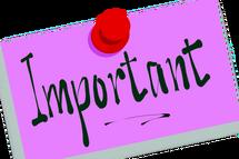 Précisions importantes sur les remises de parties