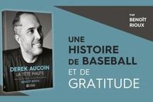 Derek Aucoin, baseballeur boisbriannais