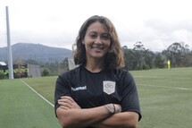 Liz Brown signs in first Division in Portugal
