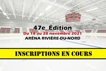 Inscriptions Tournoi 2021