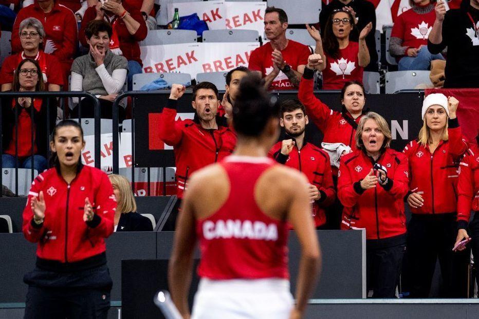 Notre collaborateur Luc Carbonneau nous parle des joueuses de tennis canadiennes