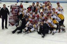 Le Junior B Rosemont remporte la Coupe Montréal !!