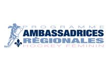 Hockey Québec lance son programme des ambassadrices régionales du hockey féminin