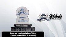 Les candidats au titre de joueur par excellence La Coop fédérée