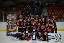 Prédateurs Forillon - Champions BB
