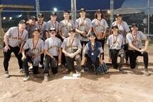 Victoire des Pirates Gris U15B au tournoi de Soulanges