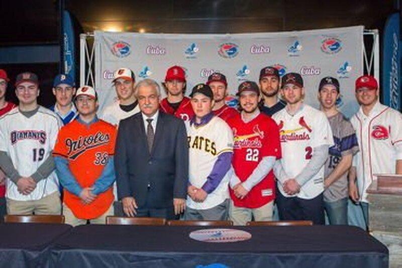 Ligue de baseball pour hommes