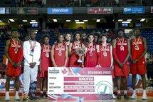 Le Canada remporte la médaille d'argent au championnat des amériques FIBA U18M