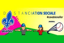 Plan de retour au jeu de Baseball Québec