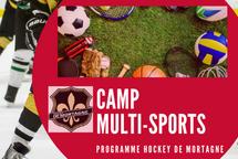 Camp Multi-Sports 2021