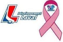 Les Patriotes de Laval souligne la «Semaine du Cancer du Sein».