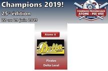 Atome A champion!