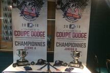 Place au hockey féminin à la Coupe Dodge 2018